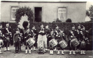 1910 Coalburn Pipe Band
