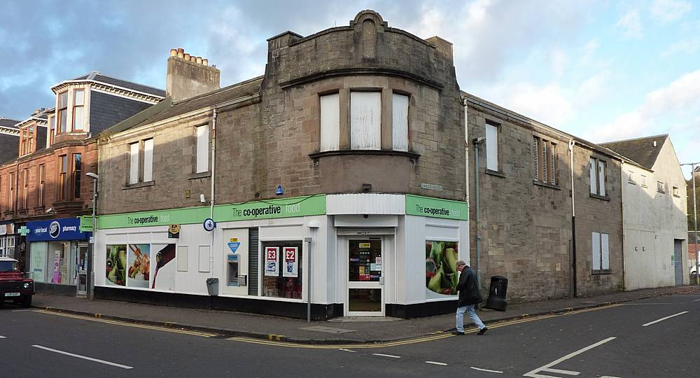 Lesmahagow Co-op about to close