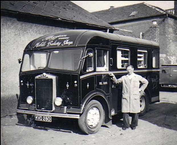 Abbeygreen Bakery Van