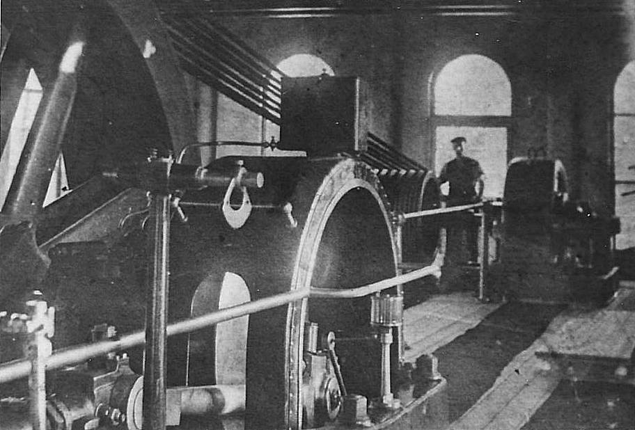Auchlochan No. 6 winding engine