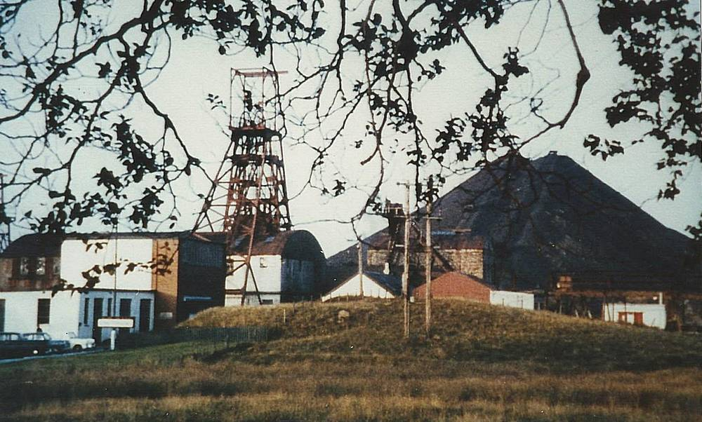 Auchlochan No. 9 Colliery
