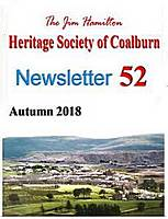 Cover of Autumn 2018 Newsletter