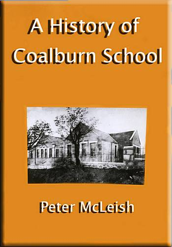 History of Coalburn School - Book Cover